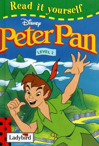 Peter Pan - Share and Read