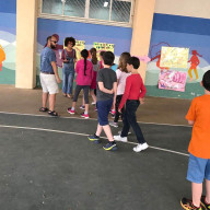 English Day & Games